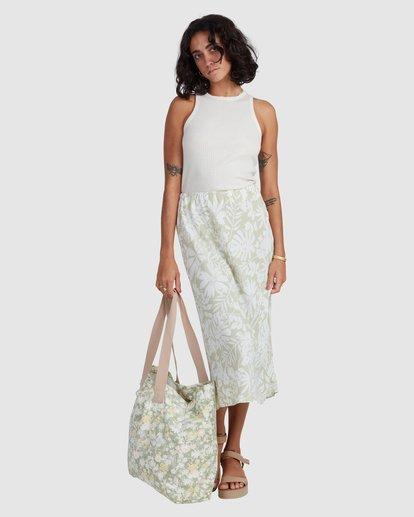0 Honey Dew Skirt Yellow 6517969 Billabong