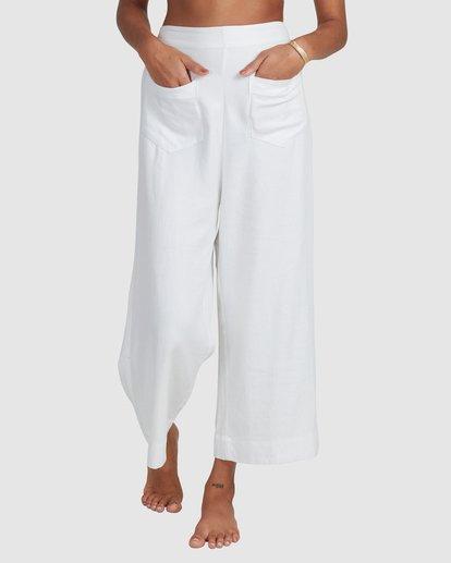 5 Chime Pants White 6517971 Billabong
