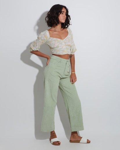 2 Soul Pants Green 6517972 Billabong