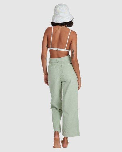 5 Soul Pants Green 6517972 Billabong