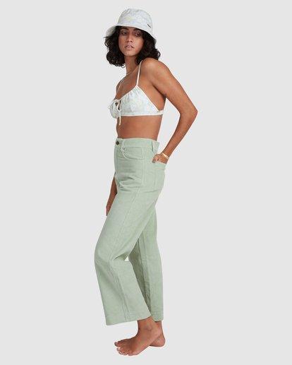 4 Soul Pants Green 6517972 Billabong
