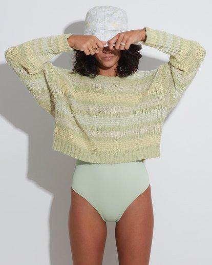 2 Easy Going Sweater Green 6517979 Billabong