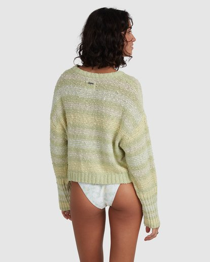6 Easy Going Sweater Green 6517979 Billabong