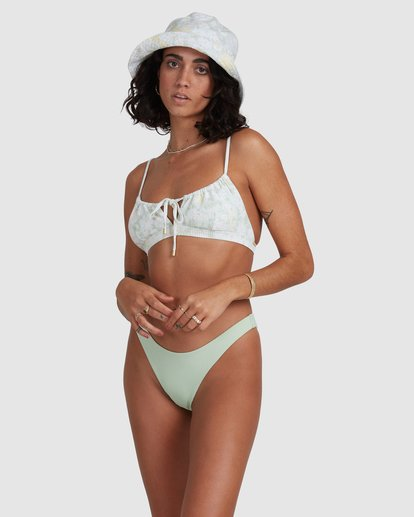 4 Melody Coco Bralette Bikini Top Yellow 6517982 Billabong