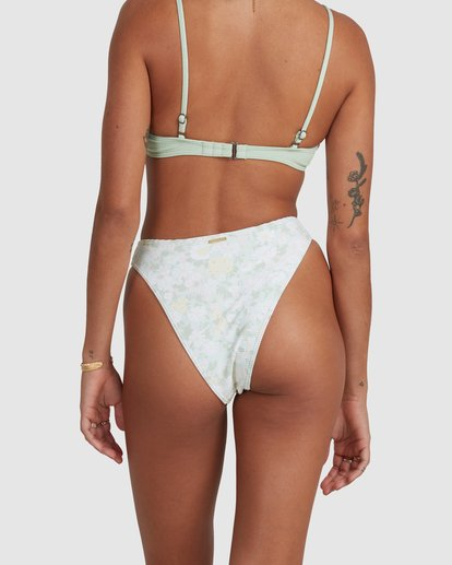 2 Melody Havana Bikini Bottoms Yellow 6517984 Billabong