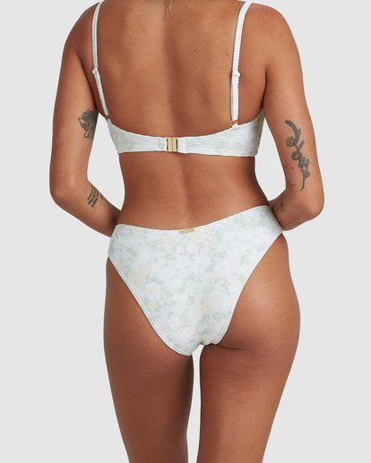 3 Melody Bondi Bikini Bottoms Yellow 6517985 Billabong