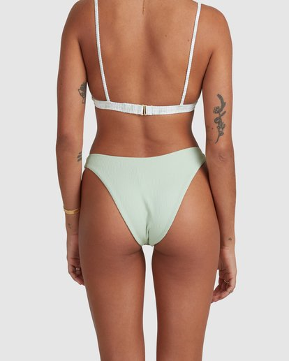 3 Ripple Hike Bikini Bottoms Yellow 6517988 Billabong