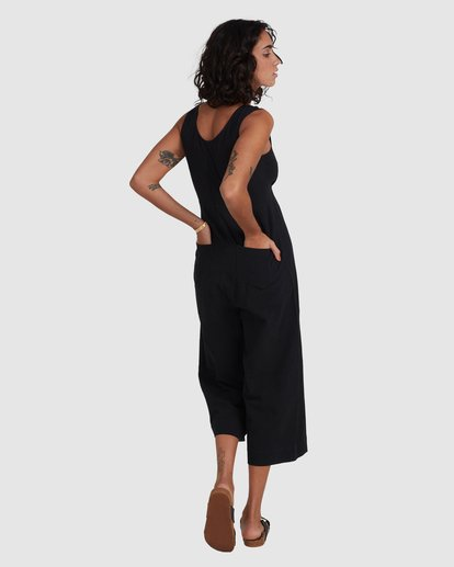 3 Chime Jumpsuit Black 6517991 Billabong