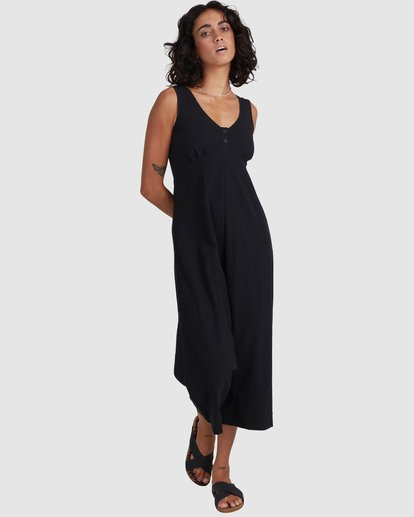 0 Chime Jumpsuit Black 6517991 Billabong