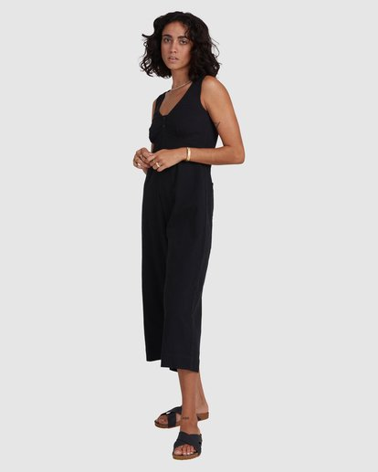 1 Chime Jumpsuit Black 6517991 Billabong
