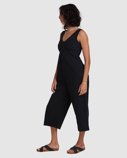 2 Chime Jumpsuit Black 6517991 Billabong