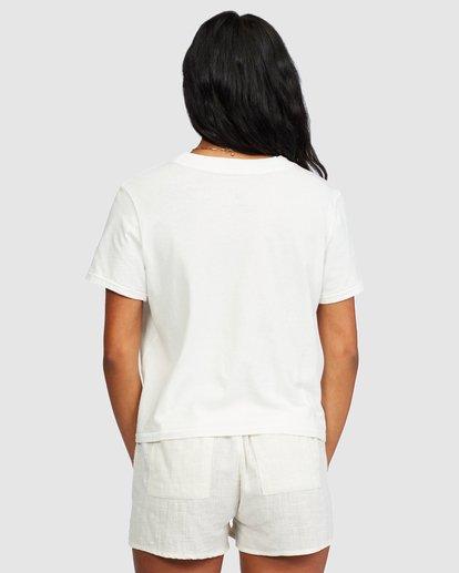 2 Eco Rockers T-Shirt White 6518025 Billabong