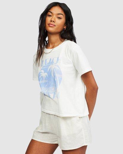 1 Eco Rockers T-Shirt White 6518025 Billabong
