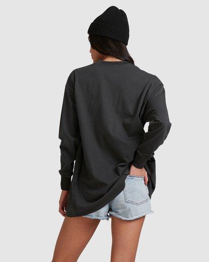 3 Roses T-Shirt Black 6518074 Billabong