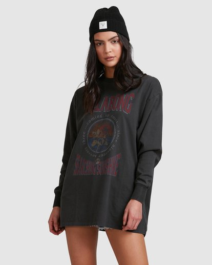 1 Roses T-Shirt Black 6518074 Billabong