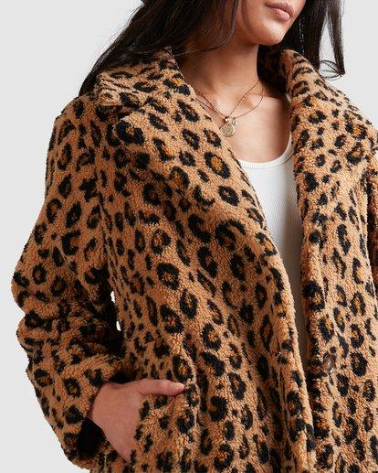 5 The Brighton Jacket Beige 6518268 Billabong
