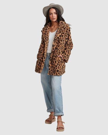 2 The Brighton Jacket Beige 6518268 Billabong