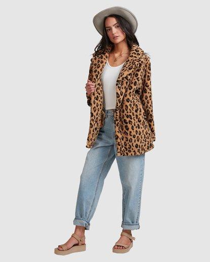 3 The Brighton Jacket Beige 6518268 Billabong