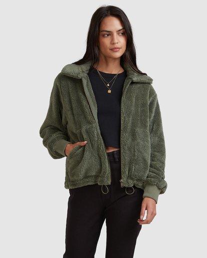1 Always Cosy Jacket Green 6518274 Billabong