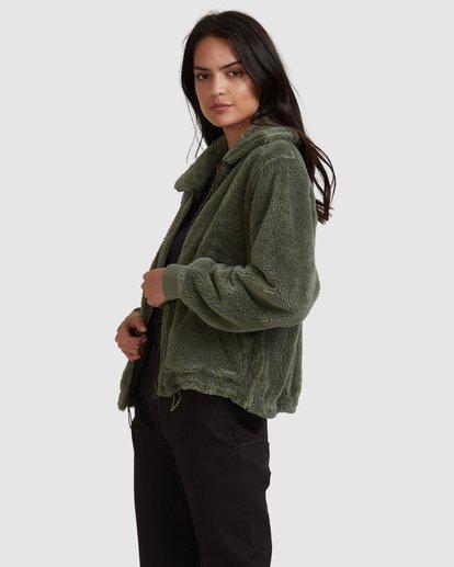 2 Always Cosy Jacket Green 6518274 Billabong