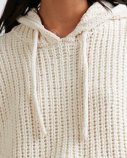 4 Nelly Hooded Sweater Beige 6518292 Billabong
