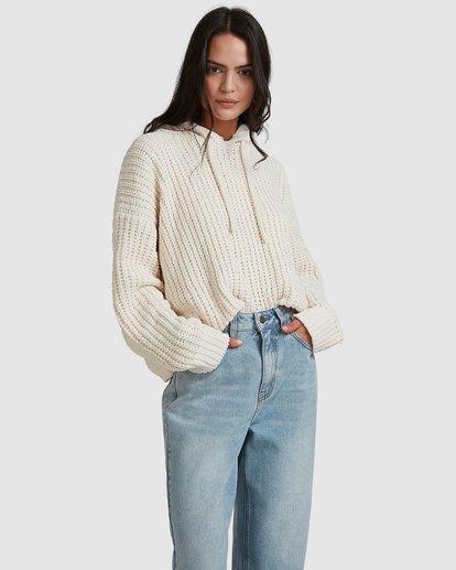 0 Nelly Hooded Sweater Beige 6518292 Billabong