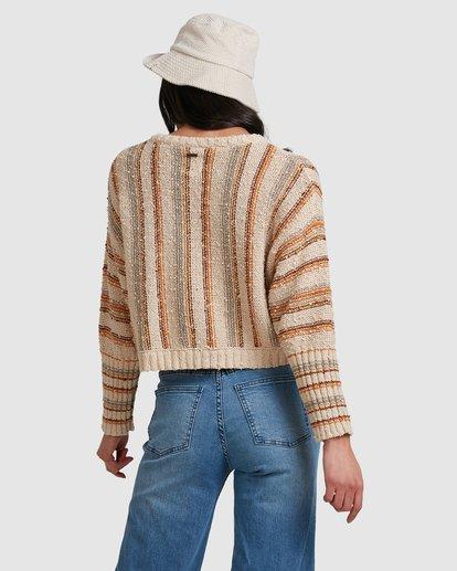 5 Easy Going Sweater Beige 6518296 Billabong
