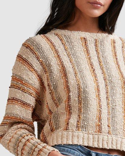 6 Easy Going Sweater Beige 6518296 Billabong