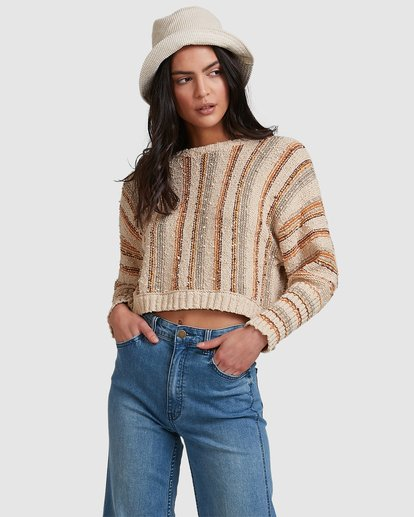 2 Easy Going Sweater Beige 6518296 Billabong