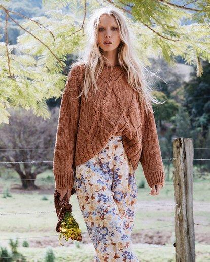 1 Only Mine Sweater Brown 6518297 Billabong