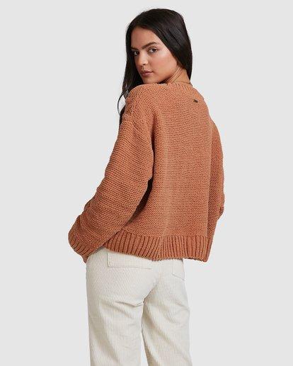 5 Only Mine Sweater Brown 6518297 Billabong