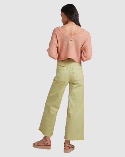 4 Free Fall Pants Green 6518393 Billabong