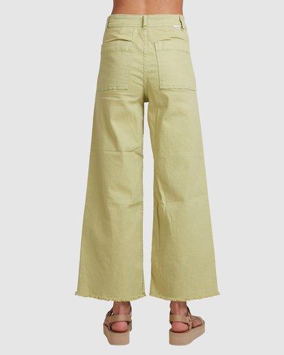 6 Free Fall Pants Green 6518393 Billabong