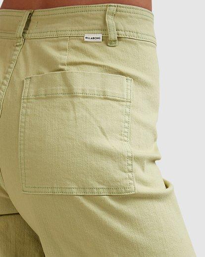 7 Free Fall Pants Green 6518393 Billabong