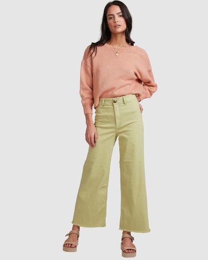 2 Free Fall Pants Green 6518393 Billabong