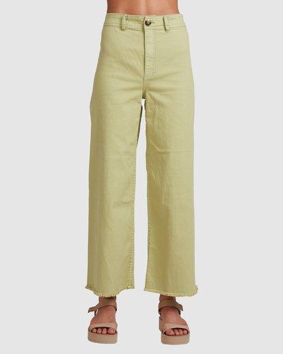 5 Free Fall Pants Green 6518393 Billabong