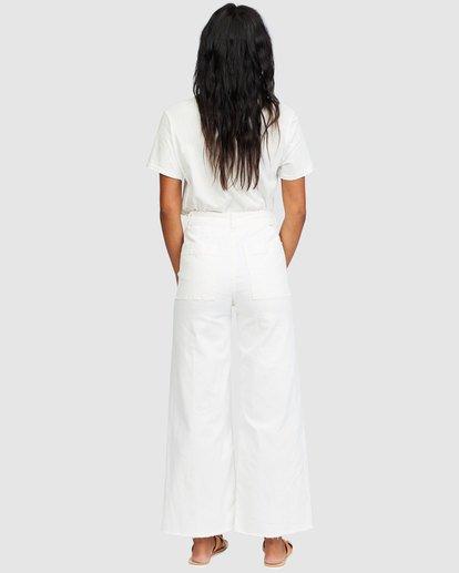 3 Free Fall Pants White 6518393 Billabong