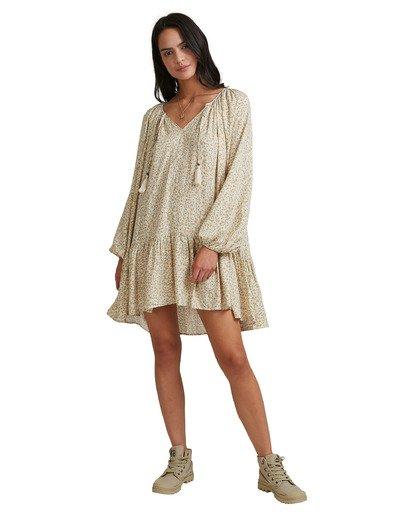 6 Dream Isle Charmer Dress Beige 6518463 Billabong