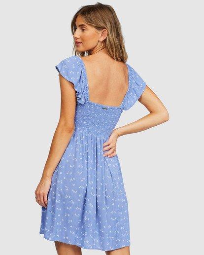 2 Forever Yours Dress Blue 6518485 Billabong