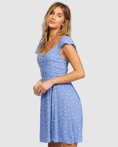 1 Forever Yours Dress Blue 6518485 Billabong