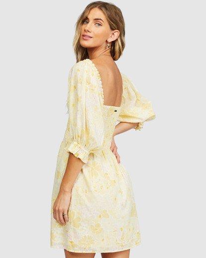 4 Groovy Girl Dress Yellow 6518486 Billabong