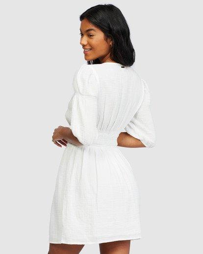 2 Spellbound Dress White 6518494 Billabong
