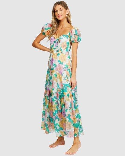3 Sunrise Maxi Dress White 6518498 Billabong