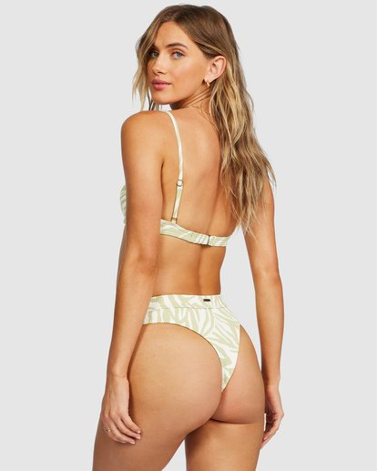 1 Jungle Town Underwire Bikini Top Green 6518760 Billabong