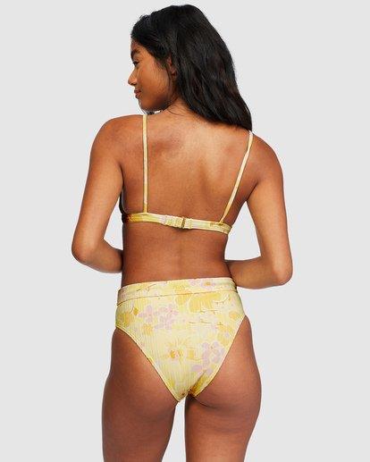 3 Make You Mine Coco Bralette Bikini Top Yellow 6518761 Billabong