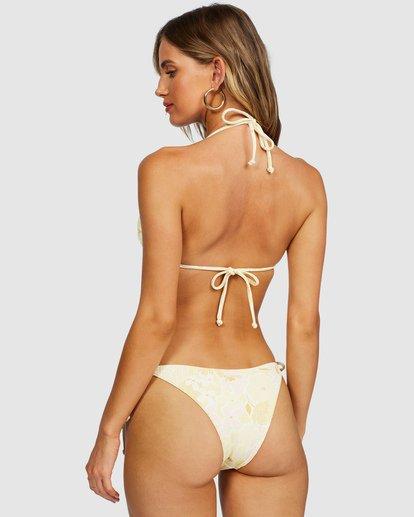 1 Make You Mine Hike Bikini Bottoms Yellow 6518762 Billabong