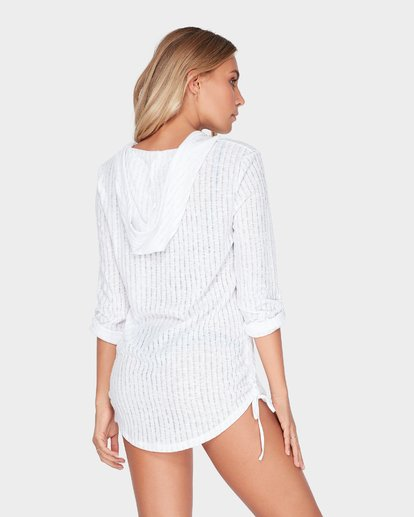 2 LOVECHILD COVER UP White 6561156X Billabong