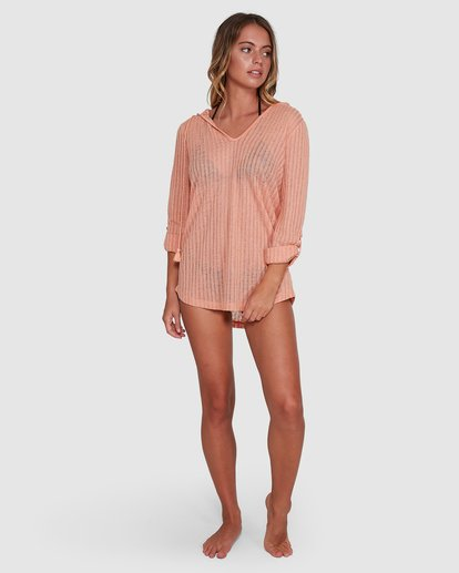 4 Sandy Beach Cover Up Brown 6571151 Billabong