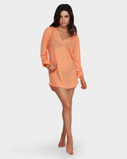 4 Sandy Beach Cover Up Yellow 6571151 Billabong