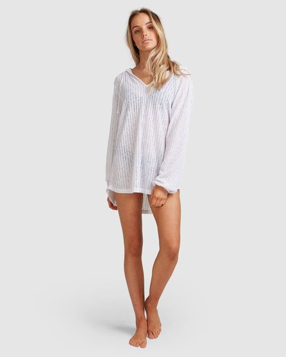 3 SANDY BEACH COVER UP White 6571151 Billabong